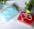 Мыло - сердца в упаковке