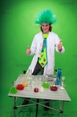 химическое шоу чудофеи профессор 1