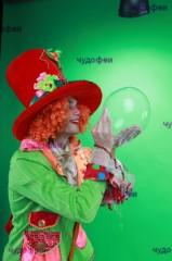 шоу мыльных пузырей чудофеи руками