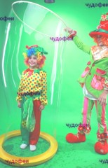 шоу пузырей чудофеи погружение ребенка